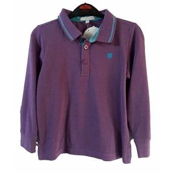 483f67146385ac Marks & Spencer Long Sleeve Polo Shirt | Konga Online Shopping
