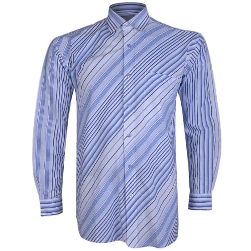 Long Sleeve Shirt For Men - Sky Blue