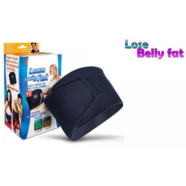 Belt to lose stomach fat