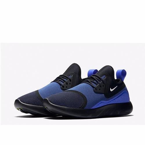 13798ecaf982 Nike Lunarcharge Essential Sneakers - Blue   Black