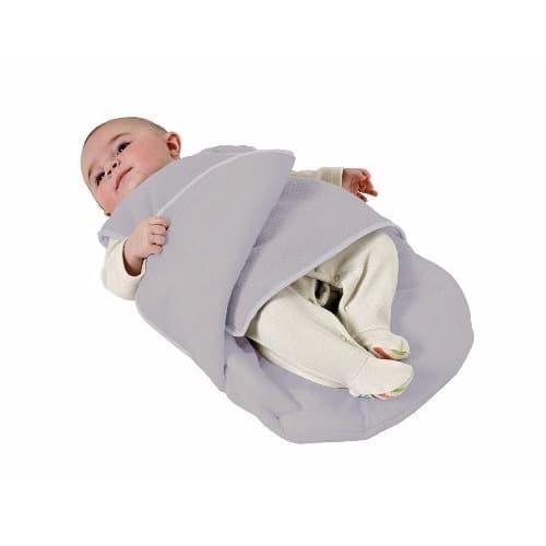 Buy Luxury Padded Wearable Baby Wrap Grey Konga Online Shopping