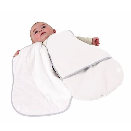 Buy Luxury Padded Wearable Baby Wrap White Konga Online Shopping