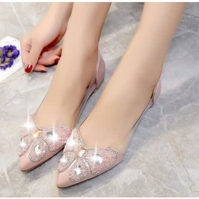 3082ed496 Classic Pointed Flat Shoes