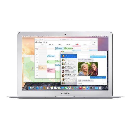 MAcbook Air 13Inch MJVE2LL/A Core i5 128GB 8GB Mac OS