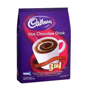 Hot Chocolate 3 In 1 Drink - 30g X 10.