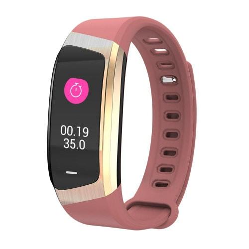 Pink Fitness Bracelet