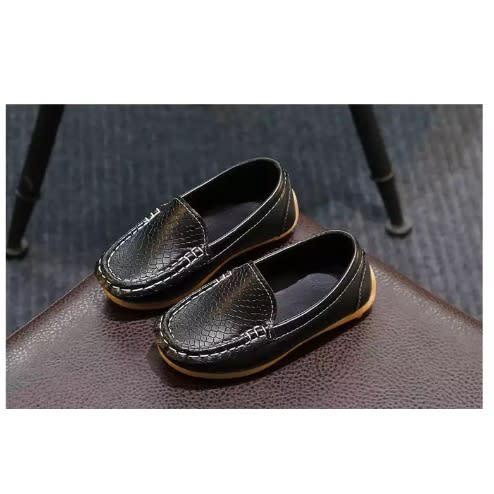 Baby Boys' Loafers - Black | Konga