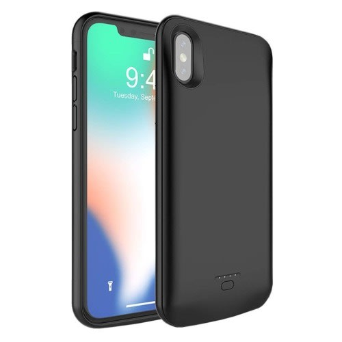 separation shoes 2f0c0 5c70a Battery Charger Case For iPhone Xs Max - 6000mAh
