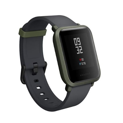 Smartwatch With Heart Rate And Activity Tracking, Sleep Monitoring, GPS, Bluetooth