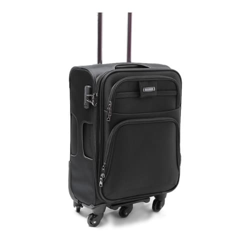 fbafe79cf90 Swiss Polo Cabin Luggage - Black   Konga Online Shopping