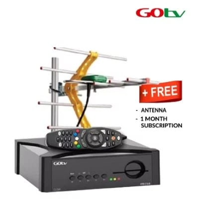 Gotv With Hdmi Port&free 1 Month Subscription