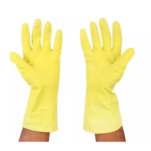 """18"""" Industrial Hand Gloves - Long."""