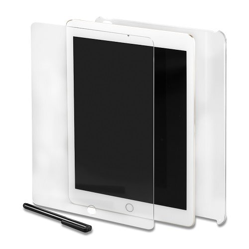 Clear Case Tablet Accessory Set For Ipad Mini 4