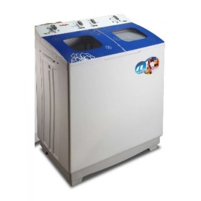 Double Tub Washing Machine - 10.2kg Wash & 6kg Spin