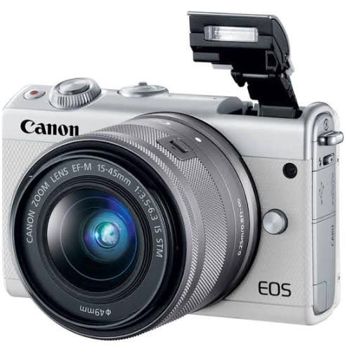 M100 Camera 15-45mm Lens