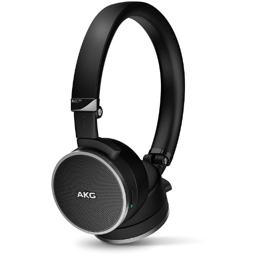 Noise Canceling Headphone - Black - N60