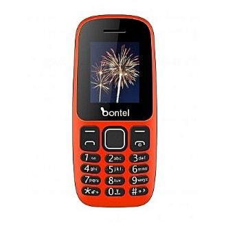 L200 Feature Phone With Big Torch Light, Bontel Cloud & 1,000 Mah Battery -  Orange