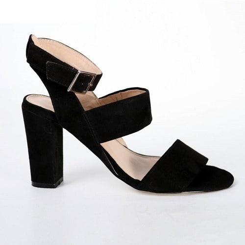 8300e109843 Ladies' Block Heel Sandals - Black