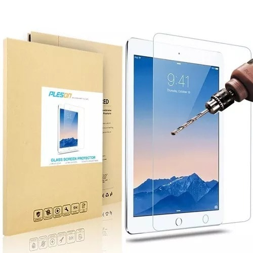 Tempered Glass Screen Protector For Apple iPad 2