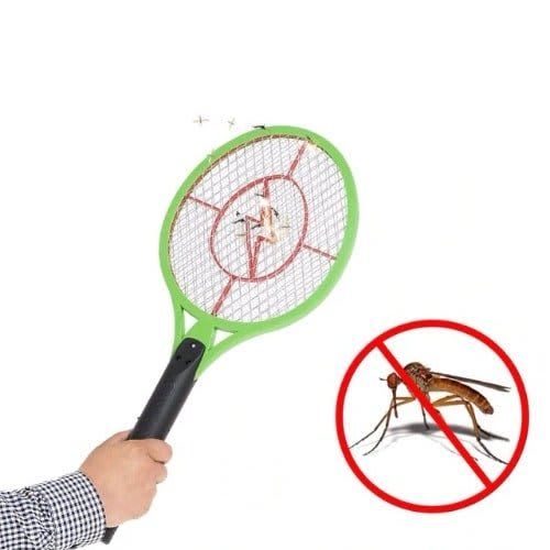 Rechargeable Mosquito Swatter Bat
