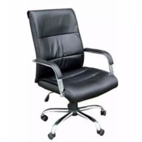 Director Revolving Chair - Black