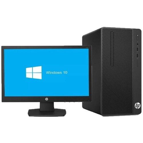 "HP Hp 290 G3 Desktop Intel Core I3 4gb Ram 1tb Hdd + 18.5"" Monitor ..."