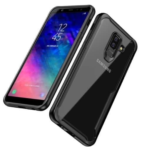 premium selection 17c8f 51745 Clear TPU Bumper Case For Samsung Galaxy A6 Plus - A6+ (2018)