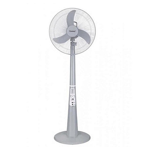 "16"" Rechargeable Remote Enabled Standing Fan - Frc"