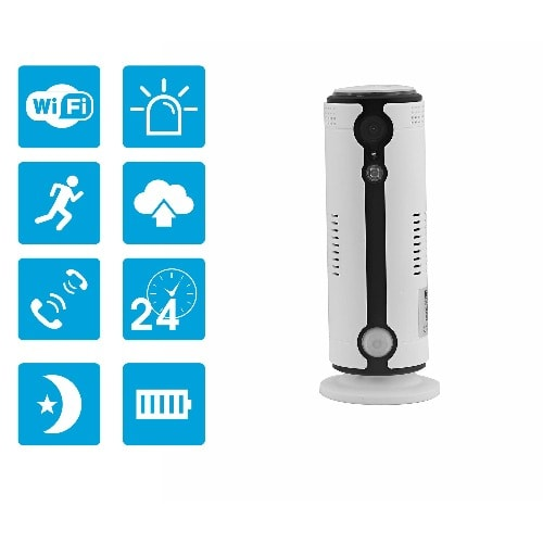 Jimi Jh09 3g Wi-fi Home Security Alarm Camera Surveillance System