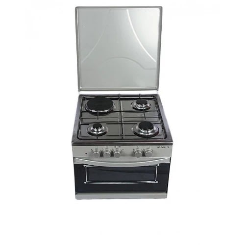 Midi 3+1 Table Top Gas Cooker + Gas Oven - UP & Down Burners