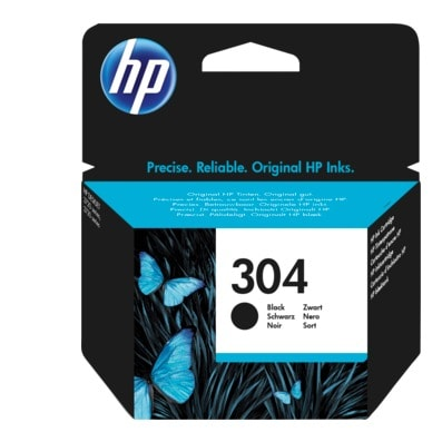 304 Original Ink Cartridge - Black