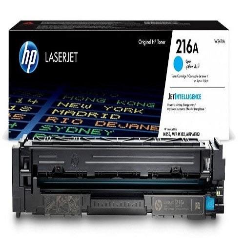 HP 216a Cyan Laserjet Toner Cartridge - w2411a