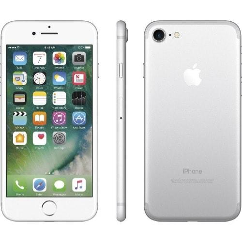 90f8eeb7deef86 Apple iPhone 8 Plus - 64GB - Silver & Tempered Glass Screen ...