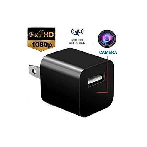 1080p Mini Camera Usb Charger Camera With Motion Detection