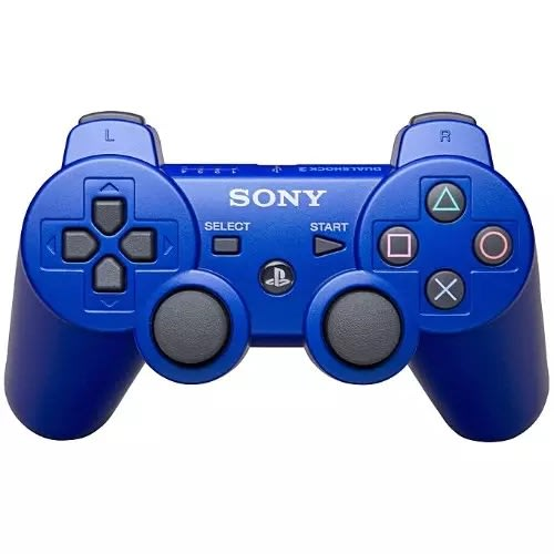 Ps3 Dualshock Wireless Controller Pad - Blue