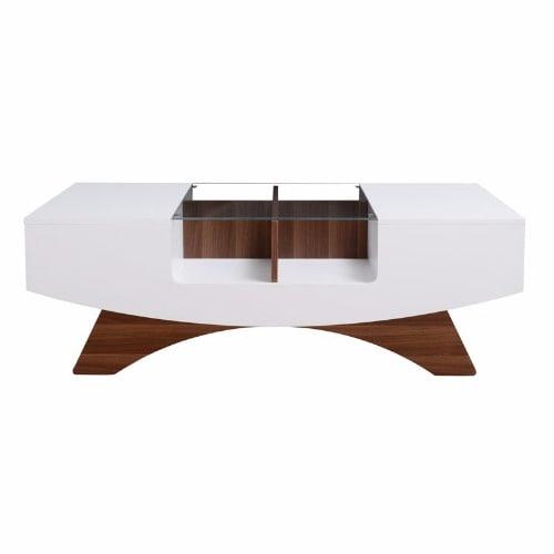 Madilynn Coffee Table White Konga Online Shopping