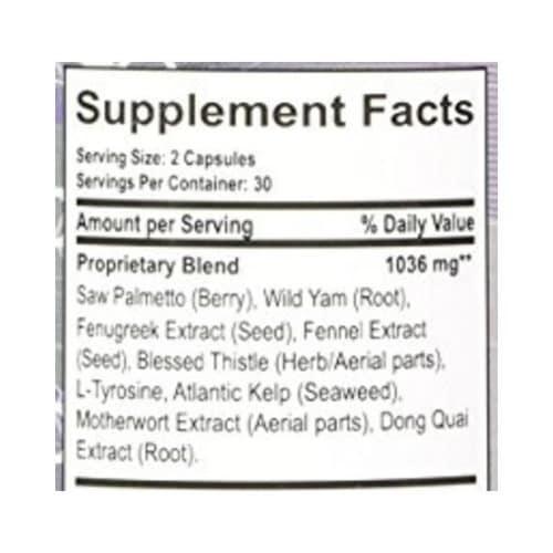 Major Curves Butt Enhancement Supplement - 60 Capsules