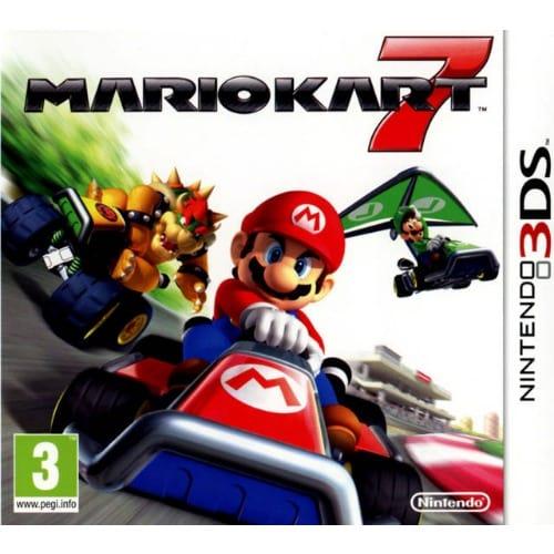 Mariokart 7 - Nintendo 3DS