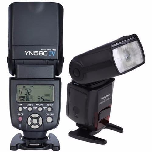 Mark IV Speedlite Camera Flash - YN 560   Konga Online Shopping