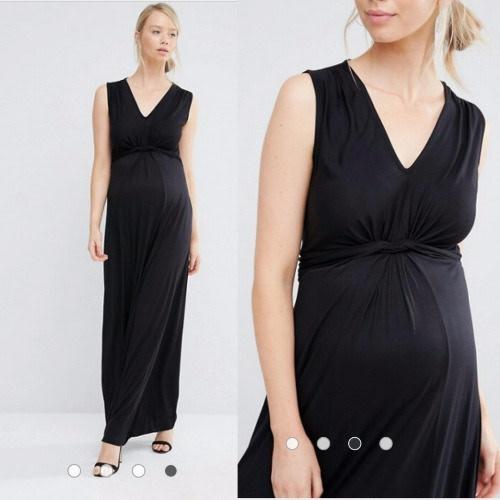 /M/a/Maternity-Black-Knot-Front-Sleeveless-Dress-6009915.jpg