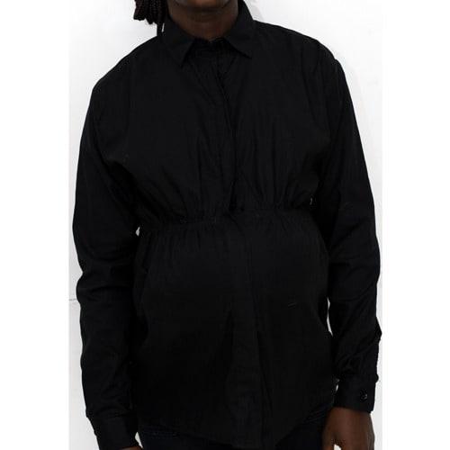 648a3f24bd3  M a Maternity-Long-Sleeve-Shirt---Black