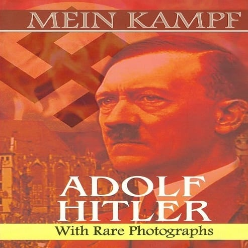 My Struggle Adolf Hitler Book