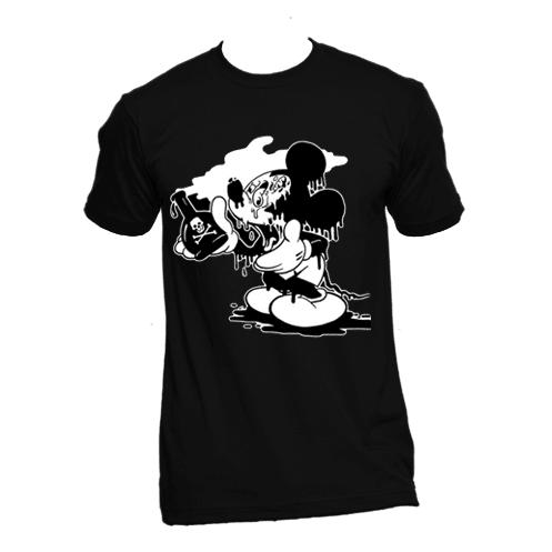 /M/e/Melting-Mickey-Mouse-Print-T-shirt---Black-3888179_1.png