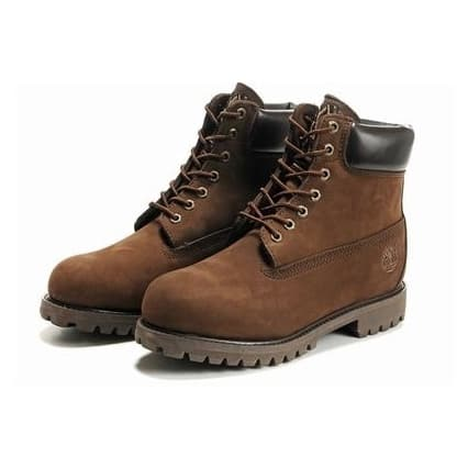 5a205126539a Timberland Men s 6 Inch Boots -Chocolate Brown