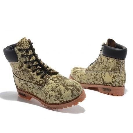 6-Inch Premium Waterproof Boots - Black