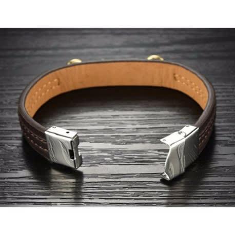 /M/e/Men-s-Adjustable-Gold-Pendant-Leather-Bracelet---Brown--6334316.jpg