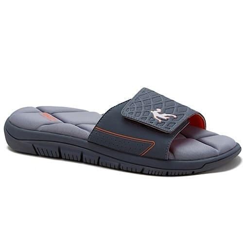 d813540bb504 And1 Men s Baller Slides - Grey
