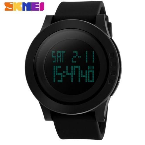 68db81fad Skmei Men's Casual Led Digital Watch - Black | Konga Online Shopping