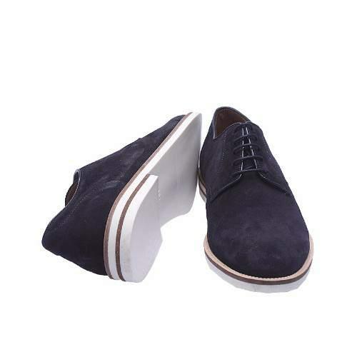 17cc2e99 Zara Man Men's Casual Suede Shoes - Navy Blue | Konga Online Shopping