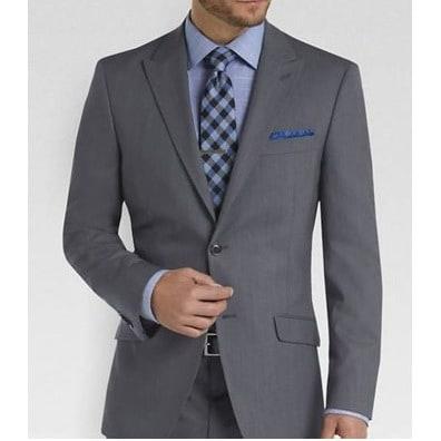 Men's Corporate Suit - Grey